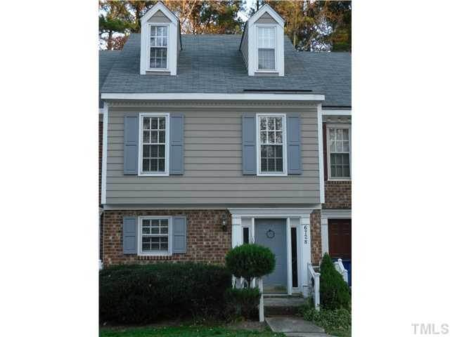 townhouses at 6728 Queen Annes Drive Raleigh, North Carolina 27613 United States