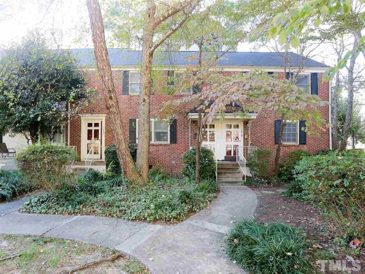 Single Family Homes at 1835 Bellwood Drive Raleigh, North Carolina 27605 United States