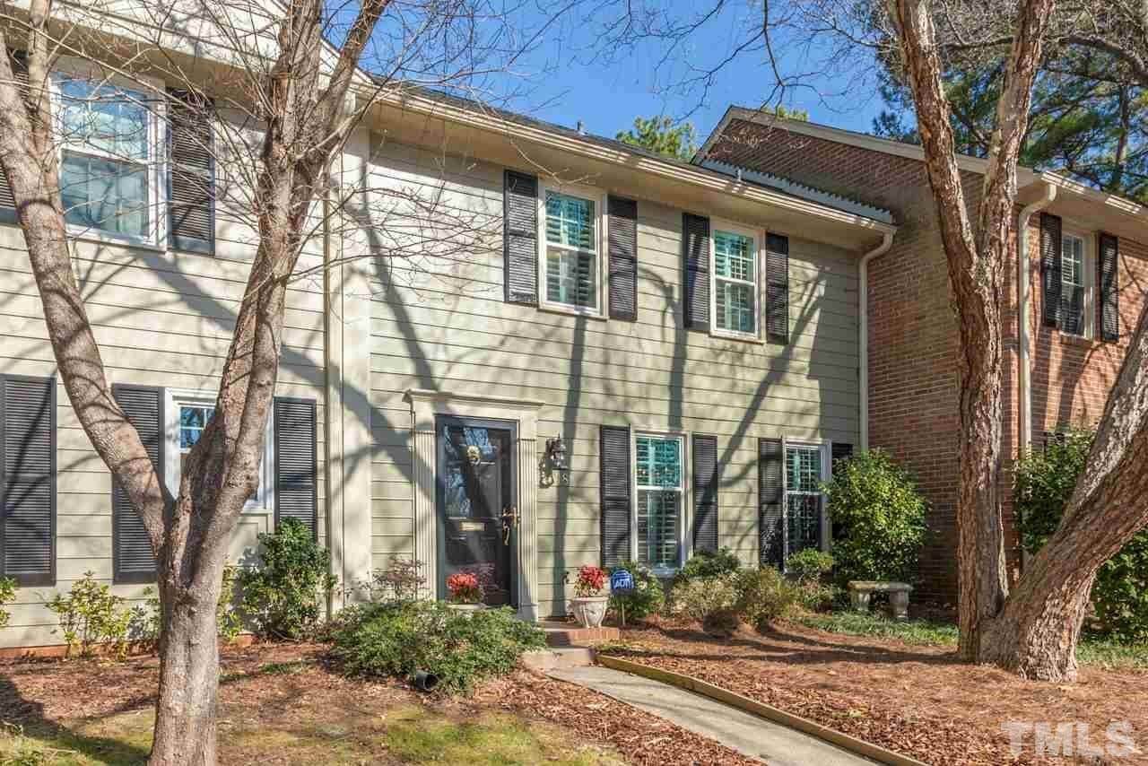 townhouses at 3118 Westbury Drive Raleigh, North Carolina 27607 United States