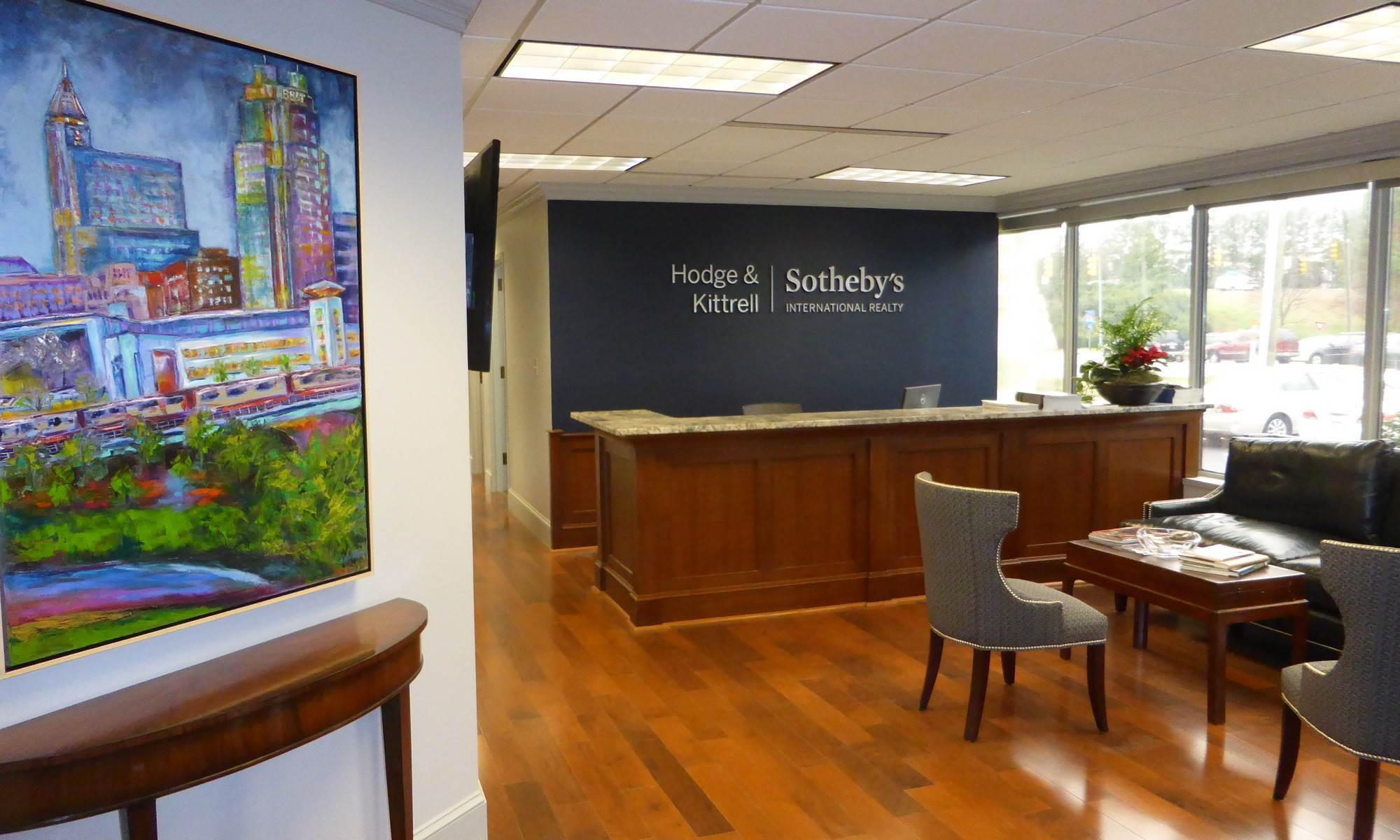 Office Hodge & Kittrell Sotheby's International Realty Photo