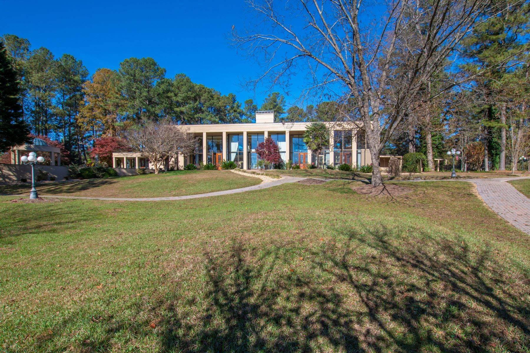 9. Single Family Homes for Sale at Hagwood Estate 126 Hagwood Road Zebulon, North Carolina 27597 United States