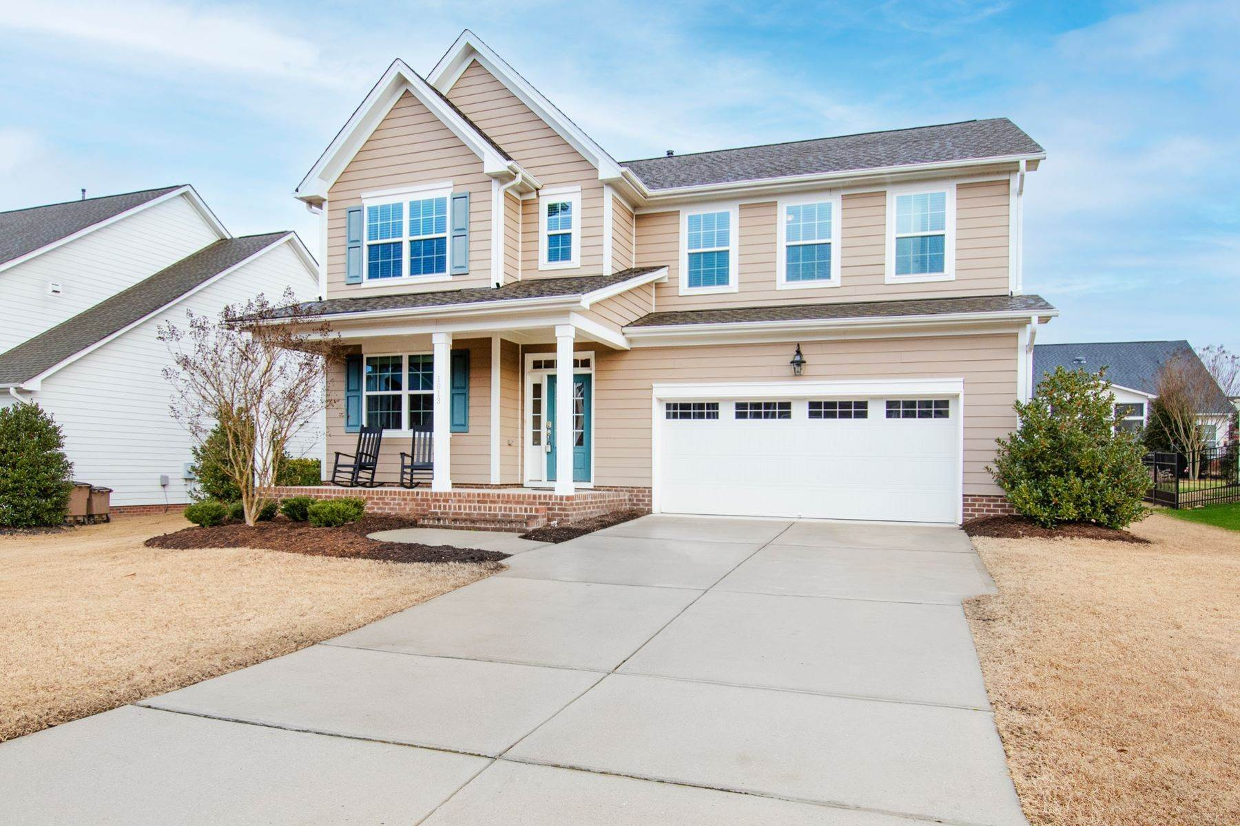 2. Single Family Homes for Sale at 1013 Traditions Meadow Drive Wake Forest, North Carolina 27587 United States