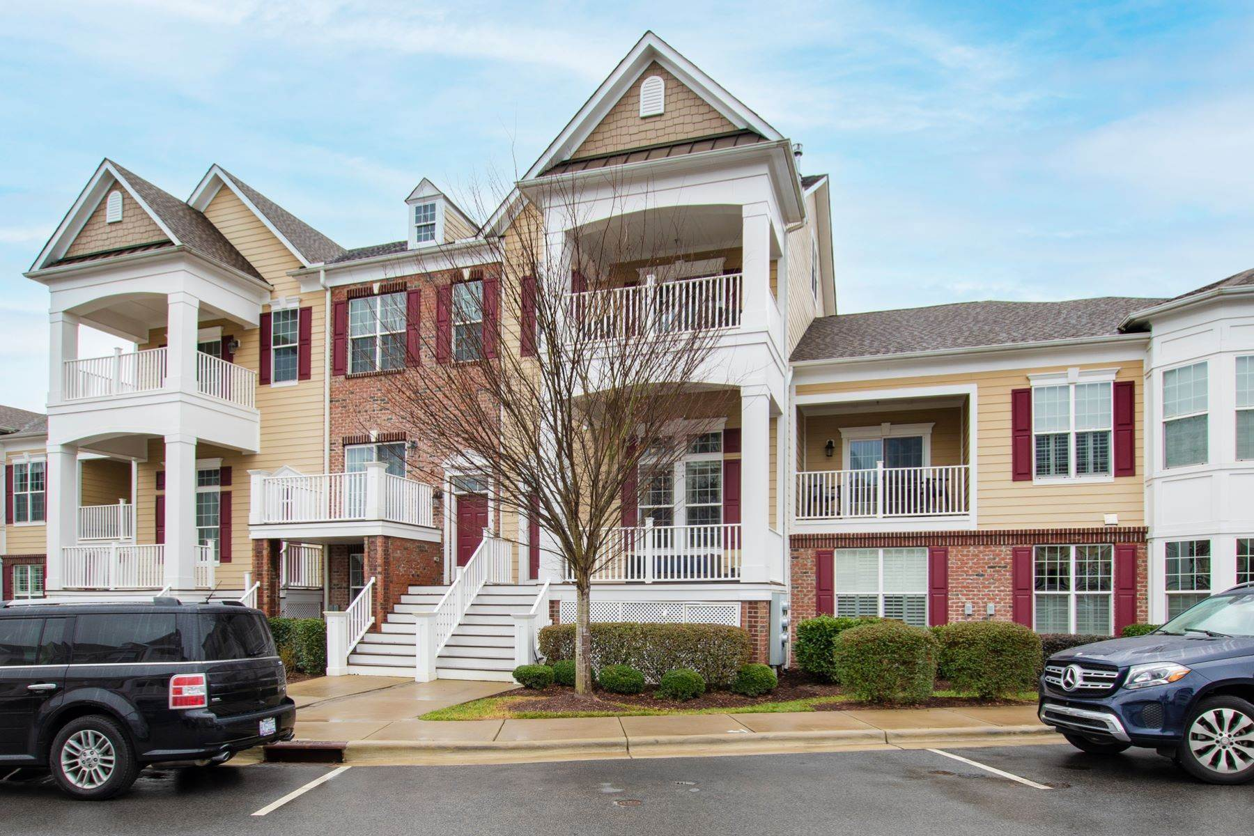 Condominiums for Sale at The Cottages at Brier Creek 10321-115 Sablewood Drive Raleigh, North Carolina 27617 United States