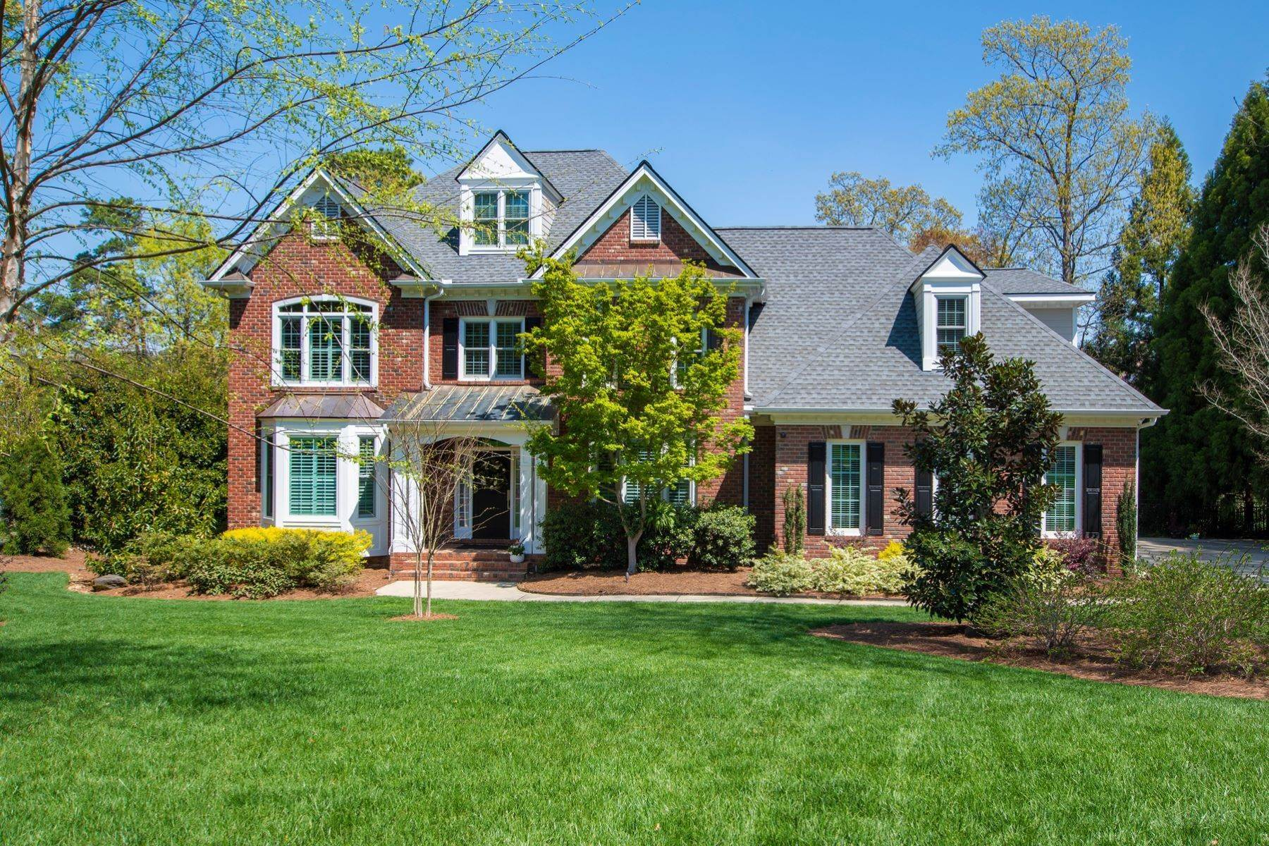Single Family Homes for Sale at Immaculately remodeled home in North Raleigh 8405 Davishire Drive Raleigh, North Carolina 27615 United States