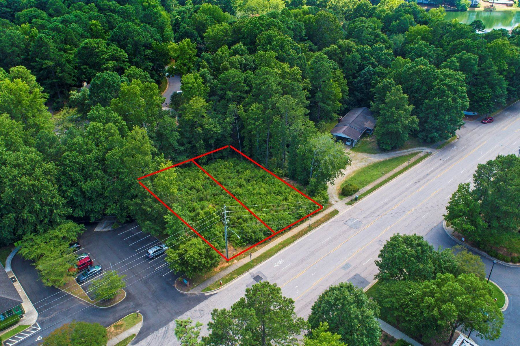 Land for Sale at 203 High House Rd. Cary, NC 203 High House Rd. Cary, North Carolina 27513 United States