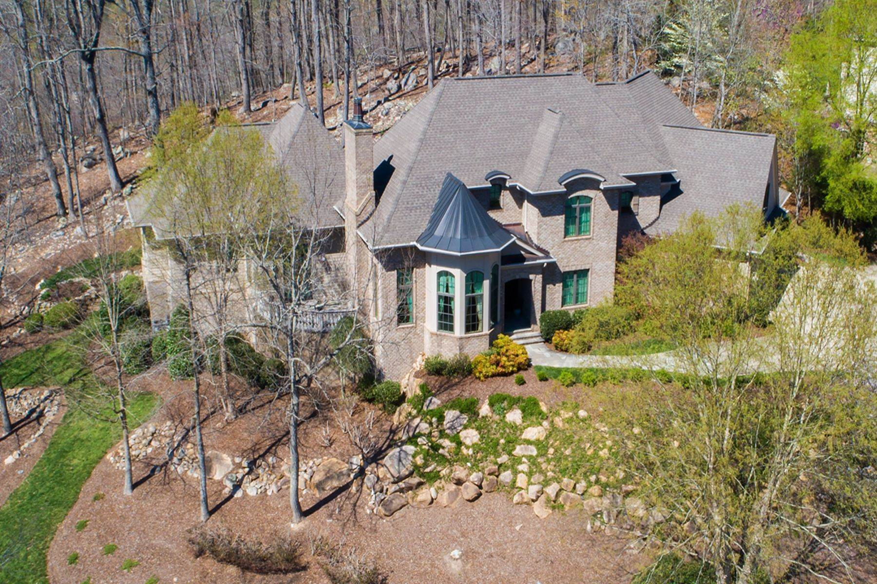 44. Single Family Homes for Sale at 97507 Franklin Ridge Chapel Hill, North Carolina 27517 United States
