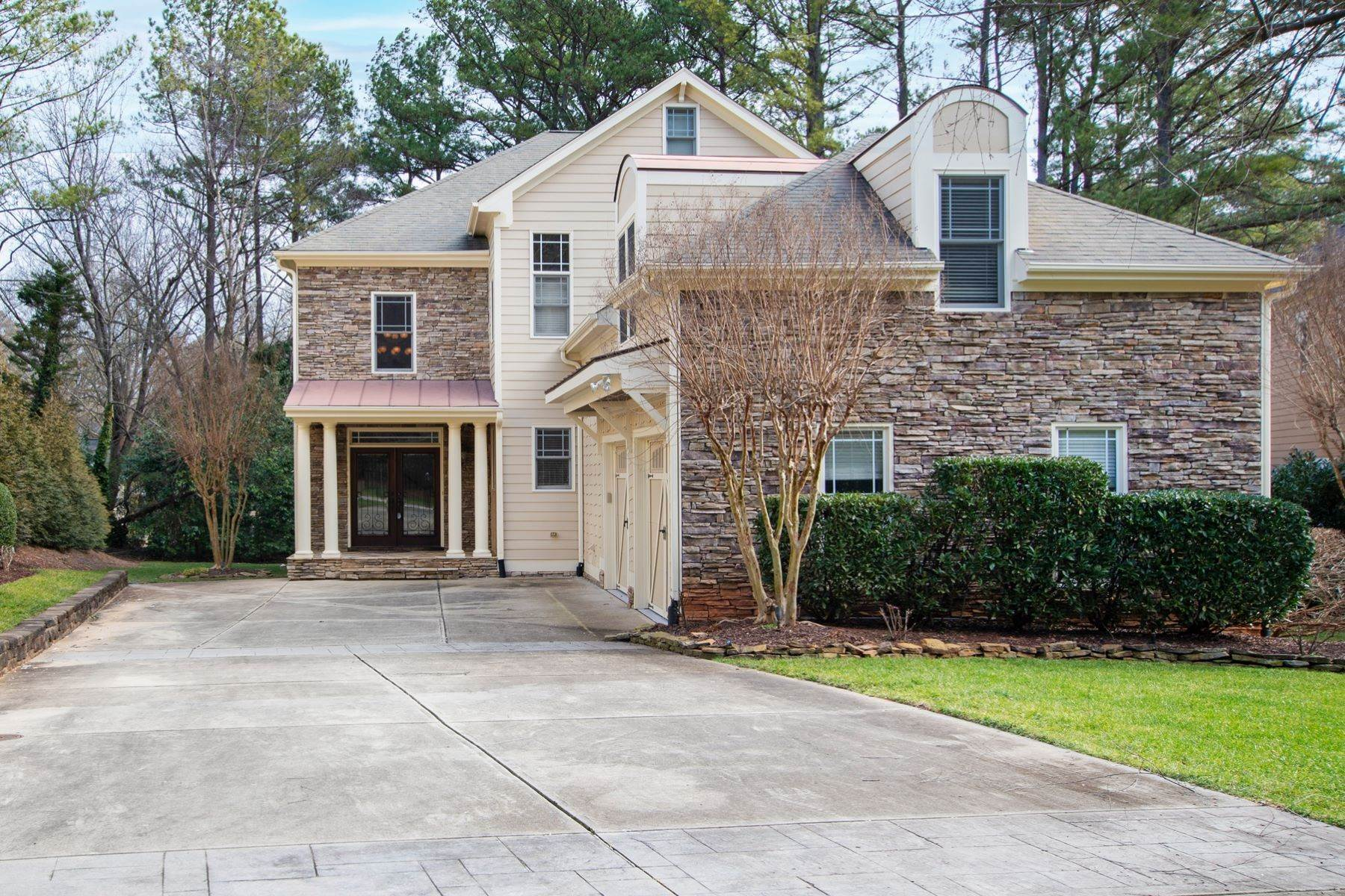 Single Family Homes for Sale at Fabulous Move-In Ready in North Raleigh 5730 Belmont Valley Court Raleigh, North Carolina 27612 United States
