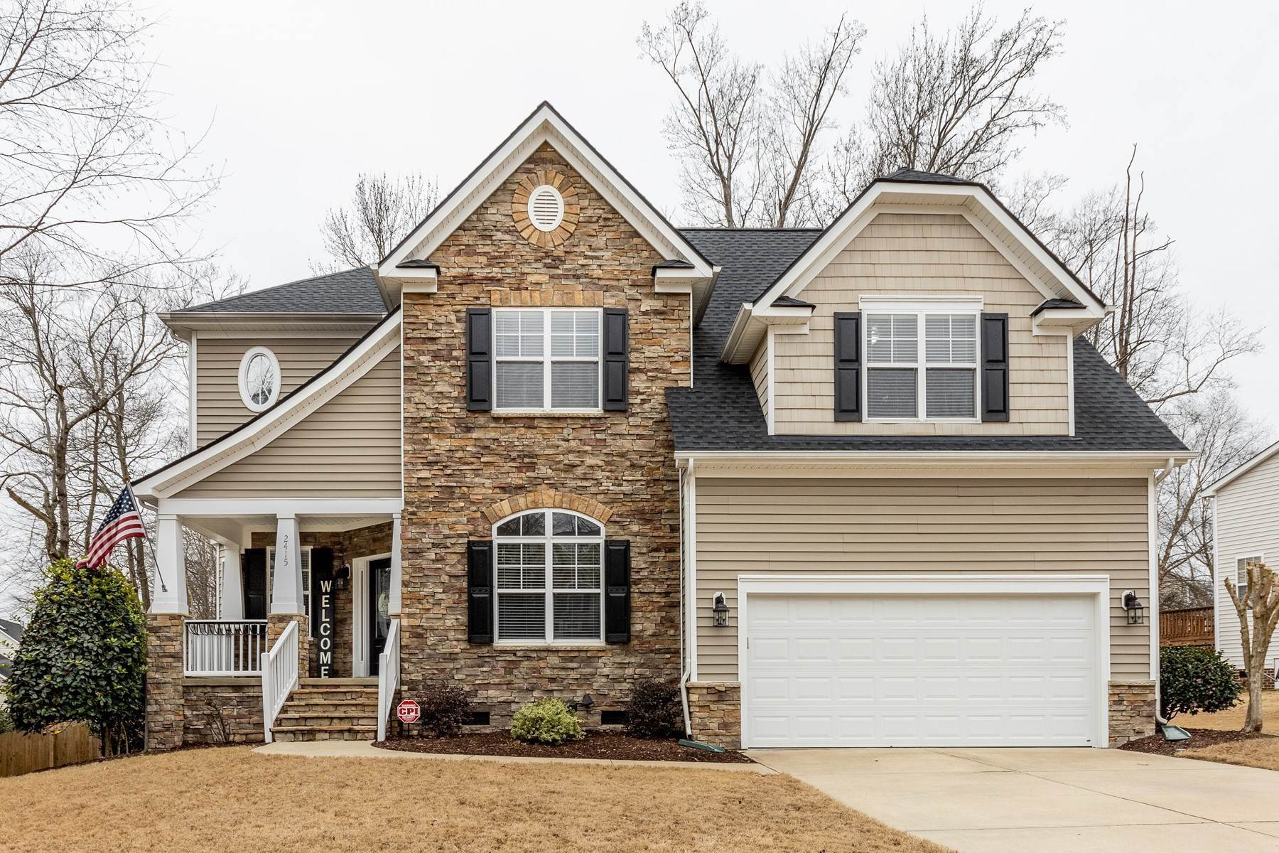 Single Family Homes at 2415 Hidden Meadow Drive 2415 Hidden Meadow Dr Fuquay Varina, North Carolina 27526 United States