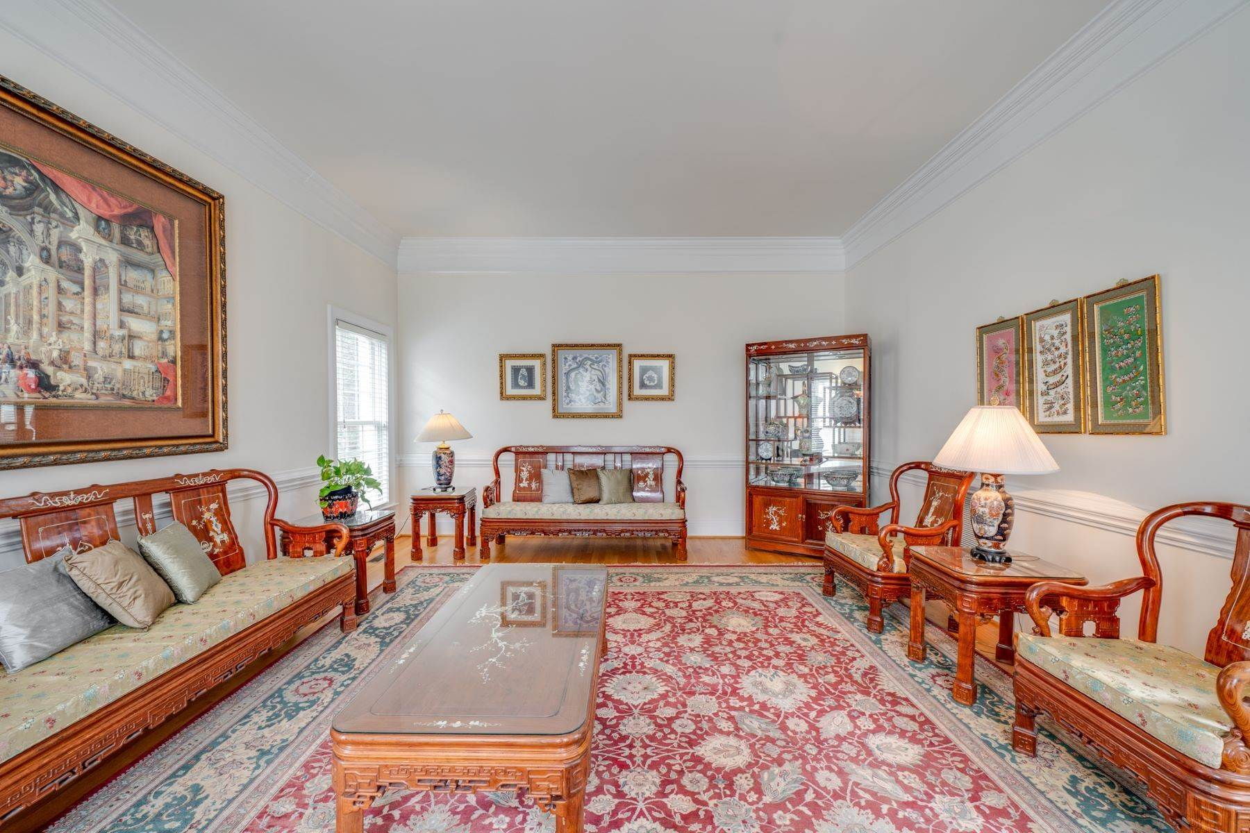 6. Single Family Homes for Sale at 106 Michelin Place Cary, North Carolina 27511 United States