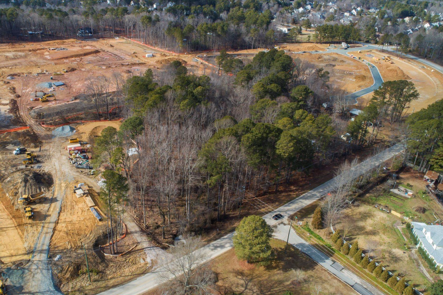 Land for Sale at 1305 Holt Rd-Apex Acreage 1305 Holt Rd Apex, North Carolina 27523 United States