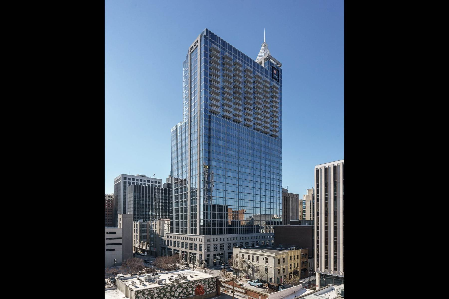 Condominiums for Sale at PNC Plaza 3003 301 Fayetteville Street, Unit 3003 Raleigh, North Carolina 27601 United States