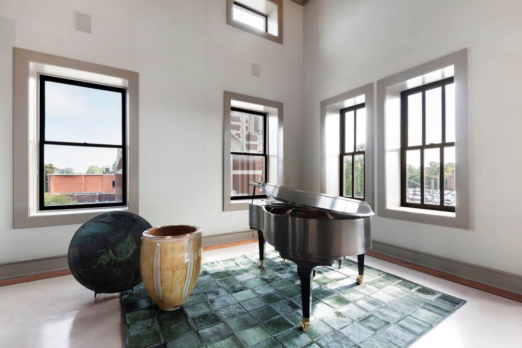 20. Condominiums for Sale at One of a Kind Penthouse in Downtown Durham 300 E. Main Street Durham, North Carolina 27701 United States