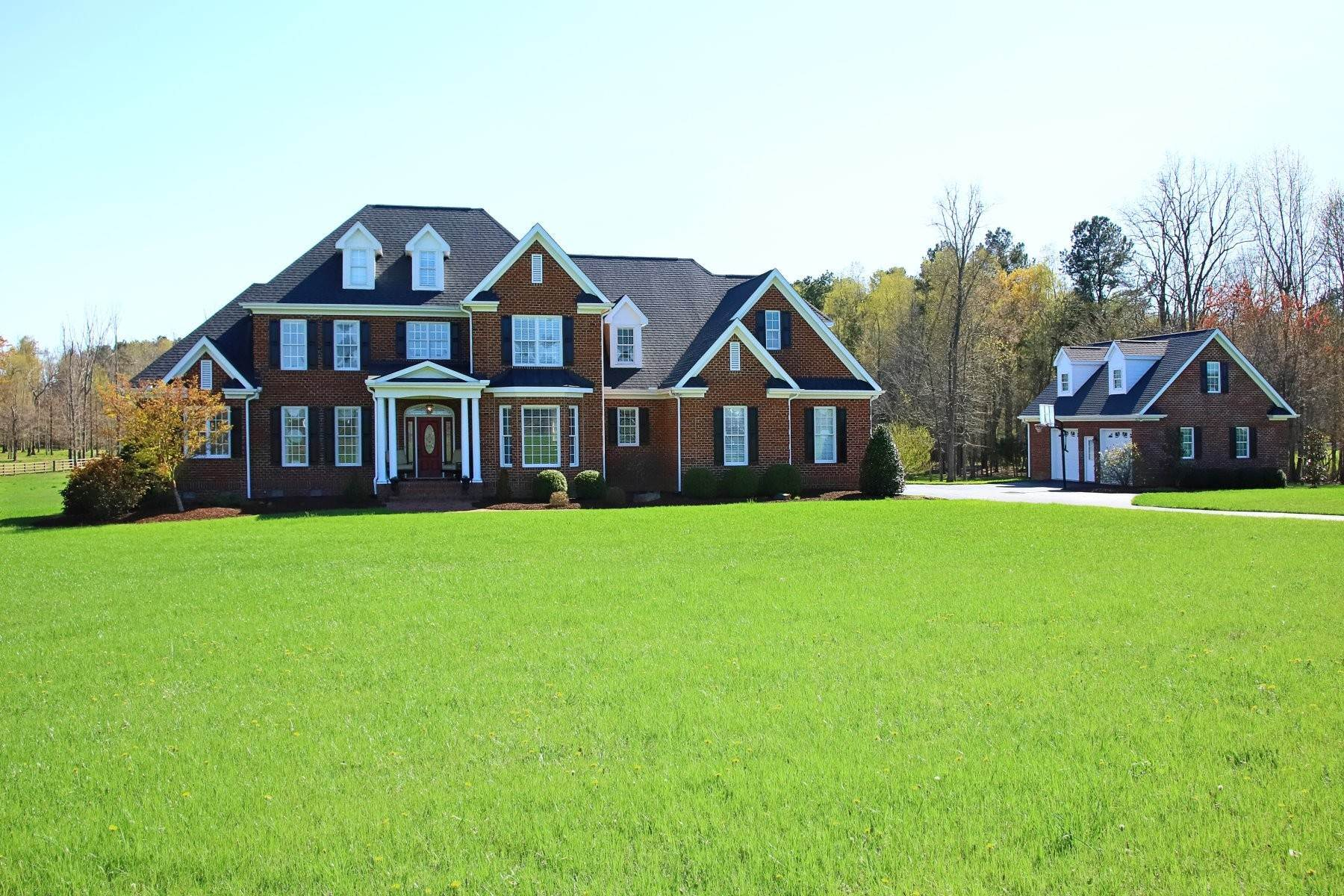 Single Family Homes for Sale at 2005 Phelps Road Hillsborough, North Carolina 27278 United States