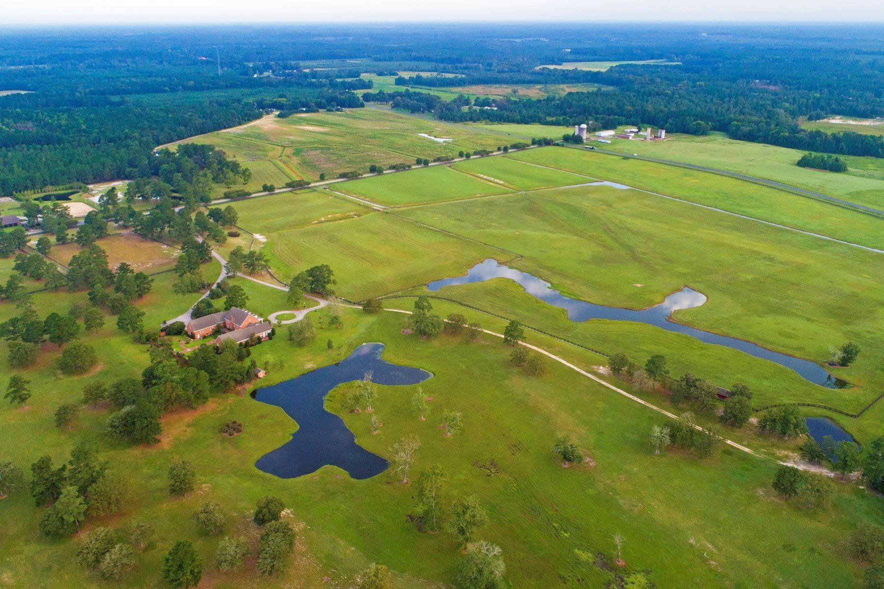 50. Farm and Ranch Properties for Sale at World-Renowned Butler Farm 440 Devin Drive White Oak, North Carolina 28399 United States