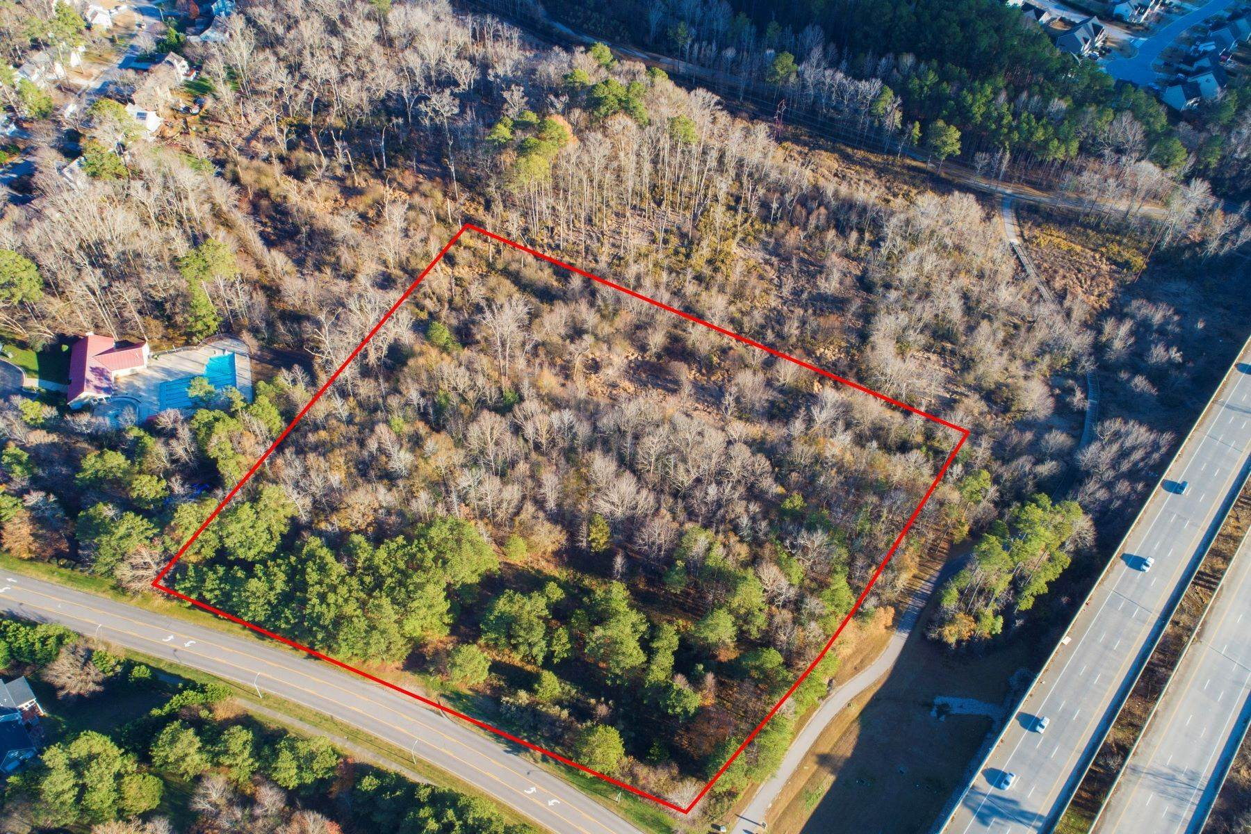 10. Land for Sale at 0 Lynnwood Road Knightdale NC 0 Lynnwood Road Knightdale, North Carolina 27545 United States