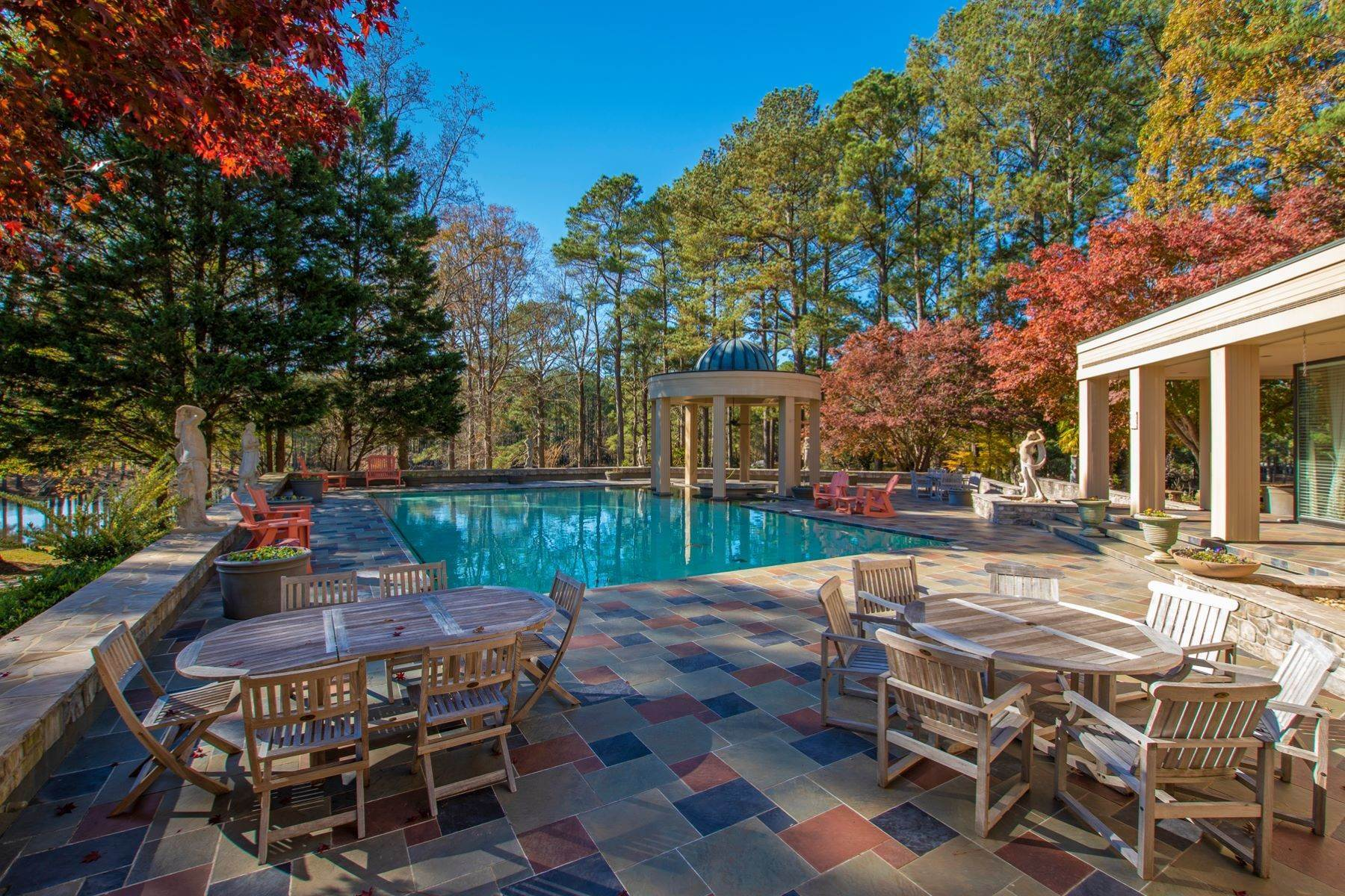 39. Single Family Homes for Sale at Hagwood Estate 126 Hagwood Road Zebulon, North Carolina 27597 United States