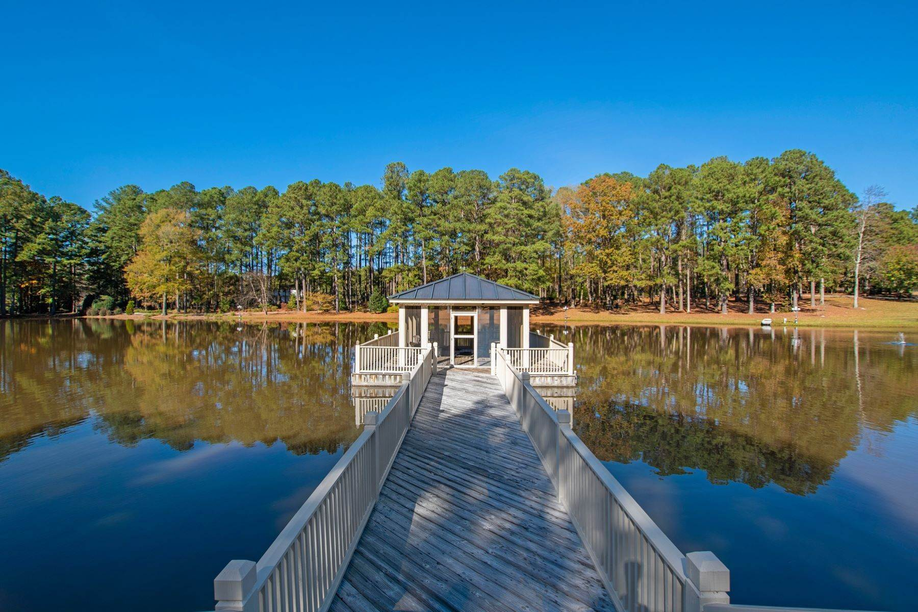 12. Single Family Homes for Sale at Hagwood Estate 126 Hagwood Road Zebulon, North Carolina 27597 United States